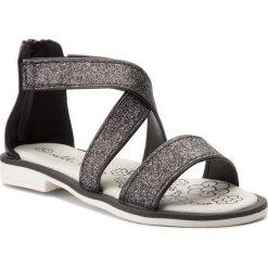 Buty dziecięce: Sandały NELLI BLU - CS17087 Czarny