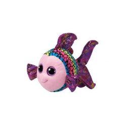 Maskotka TY INC Beanie Boos Flippy - Wielobarwna rybka średnia 24cm 37150. Różowe przytulanki i maskotki marki TY INC. Za 39,99 zł.