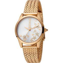 Just Cavalli - Zegarek JC1L042M0095. Czarne zegarki damskie marki KALENJI, ze stali. Za 649,90 zł.