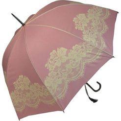 """Parasole: Parasol """"Vintage"""" w kolorze jasnoróżowo-kremowym"""