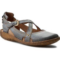 Rzymianki damskie: Sandały JOSEF SEIBEL – Rosalie 13 79513 95 540 Jeans