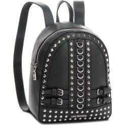 Plecak LOVE MOSCHINO - JC4318PP06KV0850  Verde. Zielone plecaki damskie marki Love Moschino, ze skóry ekologicznej. Za 879,00 zł.