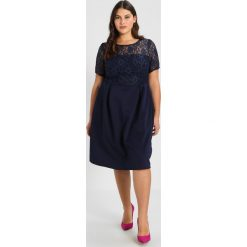 Sukienki hiszpanki: Dorothy Perkins Curve DRESS Sukienka koktajlowa navy