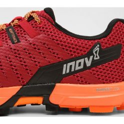 Inov8 ROCLITE 290 Obuwie do biegania Szlak red/orange - 2