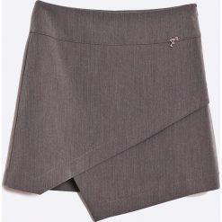 Sly - Spódnica dziecięca 132-158 cm. Szare spódniczki dziewczęce marki SLY, s, z acetatu, midi, asymetryczne. W wyprzedaży za 69,90 zł.