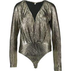 Bluzki asymetryczne: Ivyrevel STANLEY  Bluzka z długim rękawem gold