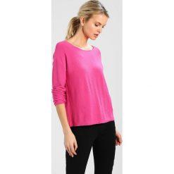 Swetry klasyczne damskie: Rich & Royal CREW NECK Sweter azalea pink