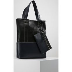 Sonia Rykiel Torba na zakupy noir/blue minui. Czarne shopper bag damskie Sonia Rykiel. W wyprzedaży za 1133,40 zł.