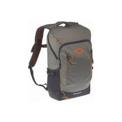 Plecak turystyczny NH500 20 l. Brązowe plecaki męskie marki QUECHUA, z materiału. Za 99,99 zł.