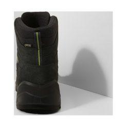 Lowa SESTO GTX MID Buty trekkingowe anthrazit/limone. Szare buty trekkingowe męskie Lowa, z materiału, outdoorowe. Za 699,00 zł.