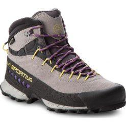 Trekkingi LA SPORTIVA - Tx4 Mid Gtx GORE-TEX 27F901500 Grey/Purple. Szare buty trekkingowe damskie La Sportiva. W wyprzedaży za 679,00 zł.