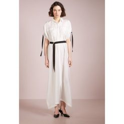 Długie sukienki: KARL LAGERFELD Długa sukienka white