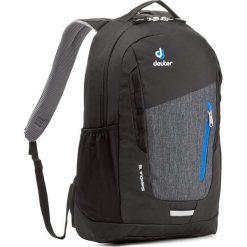 Plecak DEUTER - Stepout 16 3810315-7712-0  Dresscode-Black 7712. Czarne plecaki męskie Deuter, sportowe. W wyprzedaży za 219,00 zł.