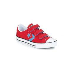 Buty Dziecko Converse  Star Player-Ox. Czerwone trampki chłopięce marki Converse, retro. Za 139,30 zł.