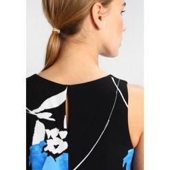 Sukienki hiszpanki: Lauren Ralph Lauren Petite SUZAN SLEEVELESS DAY DRESS Sukienka z dżerseju black/lazuli