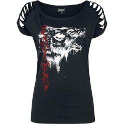 Black Premium by EMP Keep Me Going Koszulka damska czarny. Czarne bluzki z odkrytymi ramionami marki Black Premium by EMP, xl, z poliesteru. Za 99,90 zł.