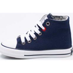 Big Star - Trampki dziecięce. Szare buty sportowe chłopięce BIG STAR, z materiału, na sznurówki. W wyprzedaży za 79,90 zł.