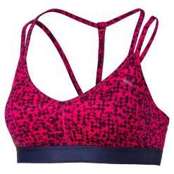 Puma Biustonosz Sportowy Yogini Live Bra Peacoat-Pink Bo Xs. Różowe biustonosze sportowe marki Puma. W wyprzedaży za 119,00 zł.