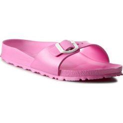 Chodaki damskie: Klapki BIRKENSTOCK - Madrid 0128303 Neon Pink