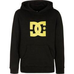DC Shoes STAR Bluza z kapturem black. Czarne bluzy chłopięce rozpinane marki DC Shoes, z bawełny. Za 259,00 zł.