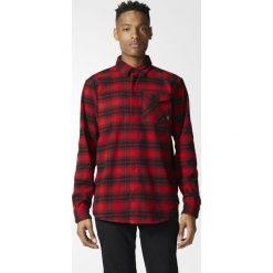 Koszula adidas Stretch Flannel (BR7936). Czarne koszule męskie Adidas, m, z elastanu. Za 149,99 zł.