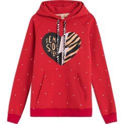 Bluzy rozpinane damskie: Bluza Glossi Mars Red