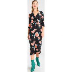 Sukienki hiszpanki: Miss Selfridge SPLIT FRONT MIDI DRESS Sukienka letnia multi