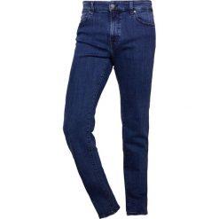 BOSS CASUAL MAINE Jeansy Straight Leg medium blue. Niebieskie jeansy męskie BOSS Casual. Za 419,00 zł.