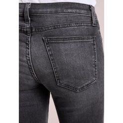 Current/Elliott THE ATWATA ZIP Jeans Skinny Fit mezcal. Szare boyfriendy damskie Current/Elliott. W wyprzedaży za 1056,30 zł.
