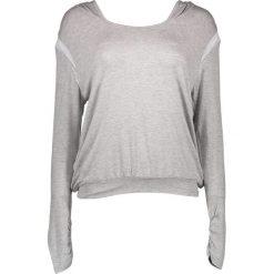 """Koszulka piżamowa """"Cozy Mornings"""" w kolorze szarym. Szare koszule nocne i halki Heidi Klum Intimates, m, w koronkowe wzory, z koronki. W wyprzedaży za 172,95 zł."""
