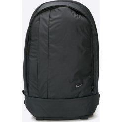 Nike - Plecak. Czarne plecaki damskie Nike, z poliesteru. W wyprzedaży za 199,90 zł.