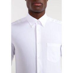 Koszule męskie na spinki: Reiss AINSLEE SLIM FIT Koszula white