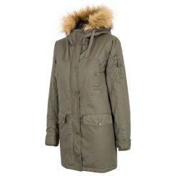 4F Kurtka Damska H4Z17 kud010 Brąz S. Brązowe kurtki damskie softshell 4f, na zimę, s. W wyprzedaży za 239,00 zł.
