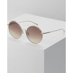 Okulary przeciwsłoneczne damskie: Calvin Klein Okulary przeciwsłoneczne shiny goldcoloured