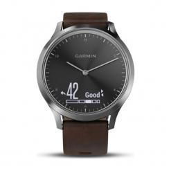 ZEGAREK GARMIN Vívomove HR. Czarne zegarki męskie Garmin. Za 1280,00 zł.