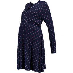 Sukienki hiszpanki: JoJo Maman Bébé KEYHOLE  Sukienka z dżerseju navy
