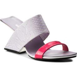 Klapki damskie: Klapki UNITED NUDE – Loop Hi 10005552106  Neon Pink/Lavender