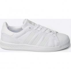 Adidas Originals - Buty superstrar bounce. Szare buty skate męskie adidas Originals, z gumy. W wyprzedaży za 299,90 zł.