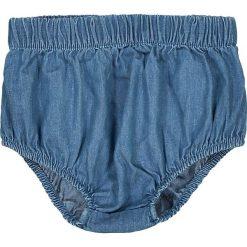 Spodnie niemowlęce: Pantalony bloomer dżinsopodobne 0 miesięcy – 2 lata