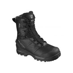 Buty trekkingowe męskie: Salomon Buty zimowe męskie Toundra Pro CSWP Black/Black/Magnet r. 44 (404727)