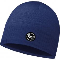 Czapka unisex Knitted Polar Taos niebieska (BH113340.752.10.00). Niebieskie czapki zimowe damskie Buff, z polaru. Za 111,64 zł.