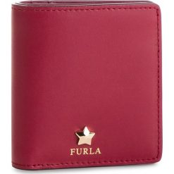 Mały Portfel Damski FURLA - Alya 1001146 P PAY2 N38 Ciliegia d. Czerwone portfele damskie marki Furla, ze skóry. Za 460,00 zł.