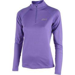 Bluzy damskie: bluza do biegania damska ASICS ESSENTIAL WINTER 1/2 ZIP / 114639-0274