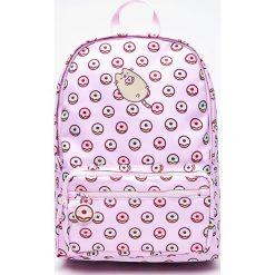 Plecak Pusheen - Fioletowy. Fioletowe plecaki damskie Cropp. W wyprzedaży za 49,99 zł.