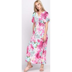 Sukienki: Fuksjowa Sukienka Swift