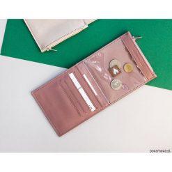 MIDI / Dark Rose - portfel ze skóry. Czerwone portfele męskie Pakamera, ze skóry. Za 150,00 zł.