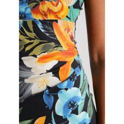 Sukienki hiszpanki: Karen Millen Sukienka etui black/multicolor
