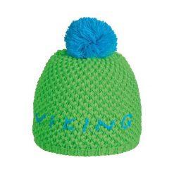 VIKING Czapka damska Orian zielono-niebieska (2101817UNI). Niebieskie czapki damskie marki Viking. Za 59,90 zł.