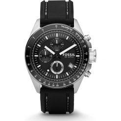 Zegarki damskie: Zegarek FOSSIL – Decker CH2573IE Black/Silver/Steel