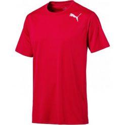 Puma Koszulka Sportowa Essential Ss Tee Toreador Xl. Czerwone koszulki do fitnessu męskie Puma, m, z materiału. W wyprzedaży za 69,00 zł.